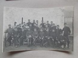 Campagne Du MAROC - 1914-1915 - Carte-Photo Du 114ème Régiment Territorial D'Infanterie - Weltkrieg 1914-18