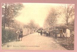 Cpa Bethane   Attelage  1924 - Limbourg