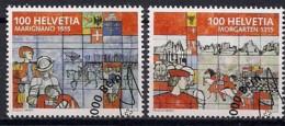 YT N° 2316-2317 - Oblitéré - Evènements Historiques - Oblitérés
