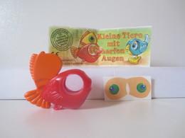 Kinder Surprise Deutch 1997 : N° 618977 + BPZ + Stickers - Mountables