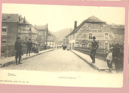 Cpa Dolhain  1913 - Limbourg