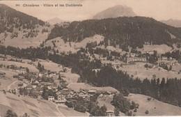 Suisse - VILLARS SUR OLLON - Chésières Et Les Diablerets - VD Vaud