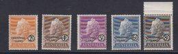 Christmas Island 1958 Definitives 5v ** Mnh (47897) - Christmas Island