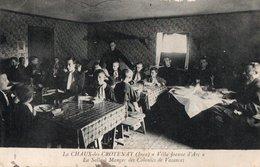 LA CHAUX DES CROTENAY ( 39 ) - La Salle A Manger Des Colonies De Vacances - Villa Jeanne-d'Arc - Autres Communes