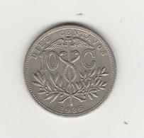 10 CENTAVOS 1936 - Bolivie