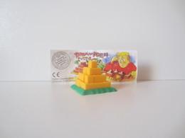 Kinder Surprise Deutch 1997 : N° 611506 + BPZ - Steckfiguren