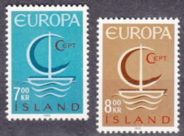 Islande 359 à 360 ** Europa - Ongebruikt