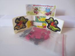 Kinder Surprise Deutch 1997 : N° 618292 + BPZ + Stickers - Mountables