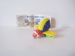 Kinder Surprise Deutch 1997 : N° 641545 + BPZ - Mountables
