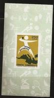 Turquie 1971 N° BF 16 ** Jeux Méditerranéens, Izmir Athlétisme Lancer Du Poids Colette Besson Natation Escrime, Handball - 1921-... Republic