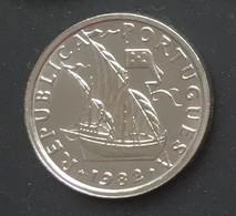 $G28-5 Escudos Coin - Portugal - 1982 - Portugal