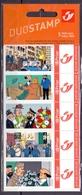 België  - 2004 - OBP - Duostamp  ** Kuifje Feest - Tintin Fetes ** - Belgique