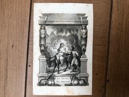 Joseph De Longin De Rochefort *1759 Ieper +1840 Lille épouse Le Mesre Du Quesnil Seigneur De Dentergem Noblesse De Limon - Obituary Notices