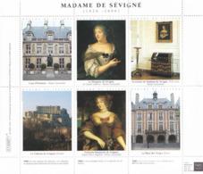 Vignettes De Collection Madame DE SEVIGNE   Les Musées De La Ville De PARIS  Musée Carnavalet Grignan  Place Des Vosges - Autres