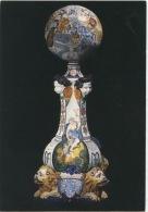 Sphère Céleste Sur Piedestal De Pierre Chapelle En 1725 - Faïence De Rouen Musée De La Céramique - Fine Arts