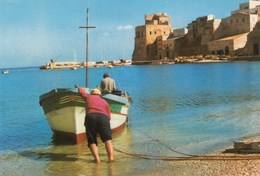 CASTELLAMMARE DEL GOLFO  /  Dopo La Pesca Il Ritorno - Trapani