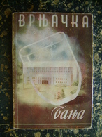 Vrnjacka Banja-Jugoslavija-Serbia-cca 1930  (K-2) - Tourism Brochures