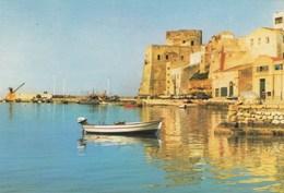 CASTELLAMMARE DEL GOLFO  /  IL Castello _ Veduta - Trapani
