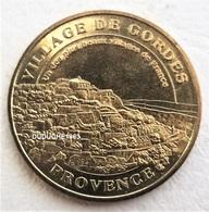Monnaie De Paris 84.Gordes - Le Village De Gordes 2004 - Monnaie De Paris