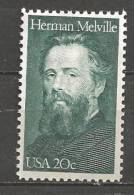 1984 20 Cents Melville, Mint Never Hinged - United States