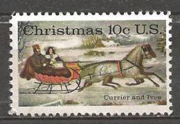1974 10 Cents Christmas Mint Never Hinged - Unused Stamps