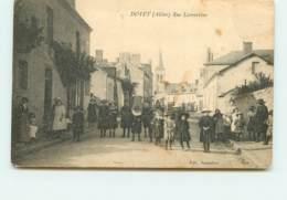 DOYET  Rue Lamartine Ref 1437 - France