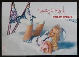 Tally Weijl Sexy Female Carte Postale - Pin-Ups
