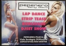 Pepener Sexy Female Carte Size Carte Postale - Pin-Ups