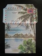 Polynésie: TB Aérogramme N°4 . Neuf XX. - Aérogrammes
