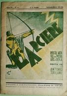 RIVISTA L'ARCIERE 1935 N°2-3 - Livres, BD, Revues