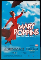 Disney Mary Poppins Carte Postale - Reclame