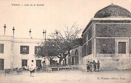 Tunisie - TUNIS - Café De La Casbah Kasbah - Tunesië