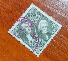 USA 1994 Presidents Of The USA Washington Jackson USED - Vereinigte Staaten