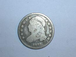 ESTADOS UNIDOS/USA 10 CENTAVOS 1831 (5847) - Federal Issues