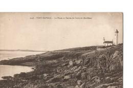 ARZON - PORT NAVALO (Morbihan), Le Phare Et L'Entrée Du Golfe Du Morbihan - Arzon