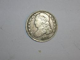 ESTADOS UNIDOS/USA 10 CENTAVOS 1833 (5850) - Federal Issues