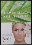 Bottega Verde Cosmetique Carte - Modern (from 1961)