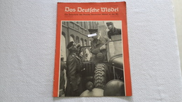 Raree Zeitschrift Das Deutsche Mädel In Der HJ Aprilheft 1942 Bund Deutscher Mädels BDM JM - German