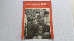 Raree Zeitschrift Das Deutsche Mädel In Der HJ Aprilheft 1942 Bund Deutscher Mädels BDM JM - Zeitungen & Zeitschriften