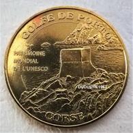 Monnaie De Paris 20.Corse - Golfe De Porto 2010 - Monnaie De Paris