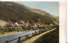 SLOVENIA STEINBRÜCK CEMENTFABRIK Correspondenz-karte Etwa 1902  317mp - Slovenia
