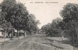 Madagascar Nossi Bé Rue D' Andoany - Madagascar