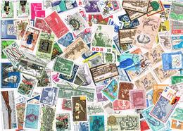 Tütenlot Mit Ca. 2000 Marken DDR, Ganz überwiegend Sondermarken, Alt Und Neu - Lots & Kiloware (mixtures) - Min. 1000 Stamps