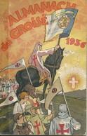 Revue ALMANACH Du CROISE - 1936.- Editions Du Clocher / - Autres