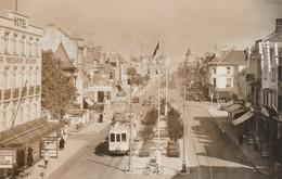 Knocke-sur-Mer , Knokke , Avenue Lippens - Lippenslaan ,( Tram  ) N° 556 - Knokke