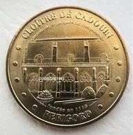 Monnaie De Paris 24.Le Buisson De Cadouin - Le Cloitre 2005 - Monnaie De Paris