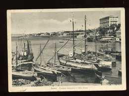 PORTICI COSTIERA BALNEARE E VILLA BRUNO ED. G. PICCONE VIAGGIATA 1951 - Italy