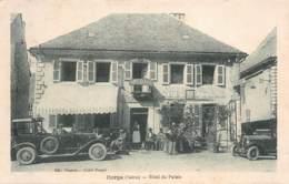38 - ISERE - CORPS - 10025 - Hôtel Du Palais - Autogarage - Chez DUMAS - Corps