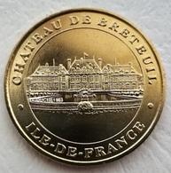 Monnaie De Paris 78.Choisel - Château De Breteuil 2008 - Monnaie De Paris