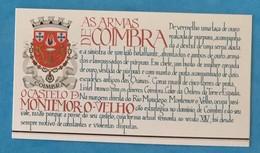 Portugal Afinsa 1776 Booklet Caderneta N°48 Used 1986 Castels Castelo De Montemor - Libretti